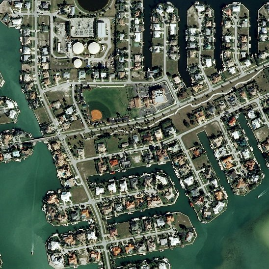 Collier County, FL aerial photography