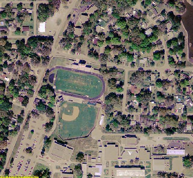 Hernando County, FL aerial photography detail