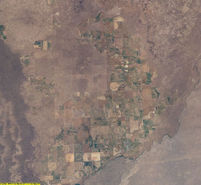 Lincoln County, Idaho aerial photography