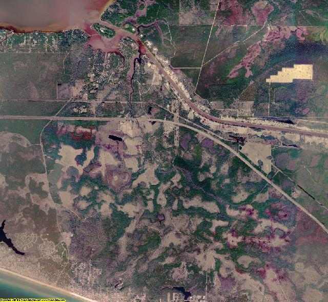 Walton County, Florida aerial photography
