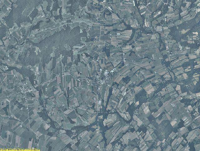 Adams County, Pennsylvania aerial photography