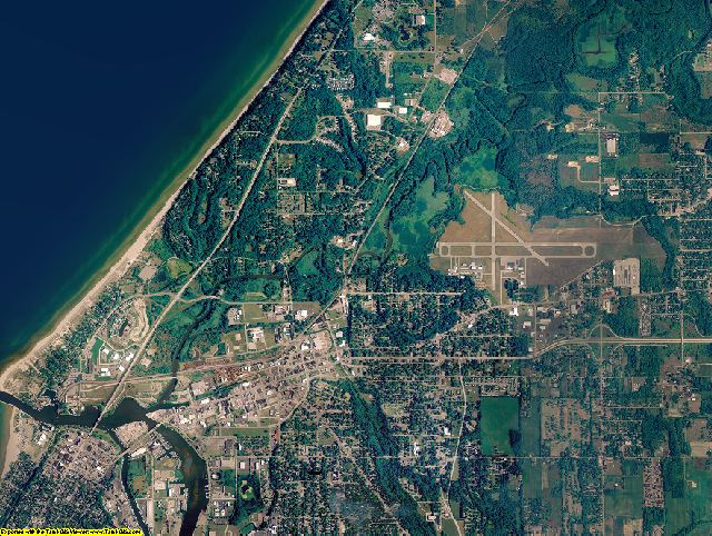 File:Berrien County Michigan Incorporated and Unincorporated areas Baroda