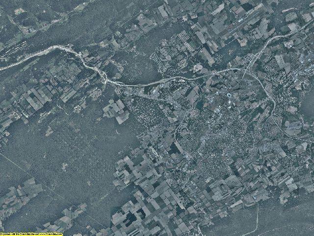 Centre County, Pennsylvania aerial photography