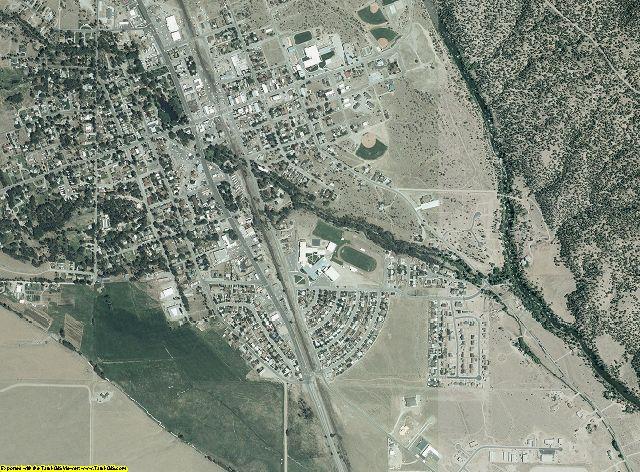Chaffee County, Colorado aerial photography