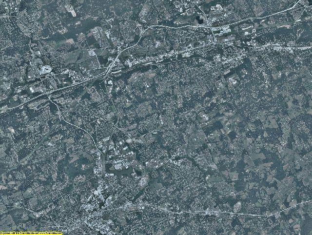 Chester County, Pennsylvania aerial photography