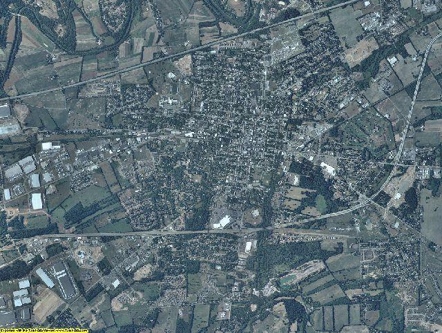 Cumberland County, Pennsylvania aerial photography