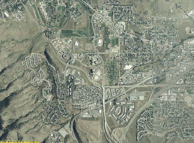 Jefferson County, Colorado aerial photography