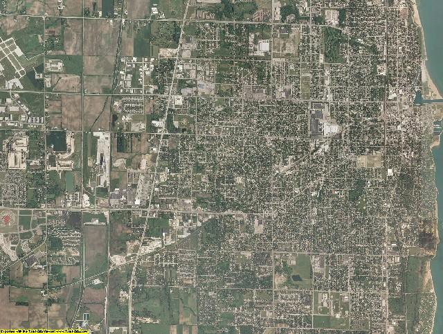 2005 Kenosha County, Wisconsin Aerial Photography