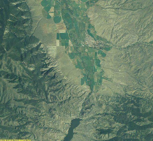 Madison County, Montana aerial photography