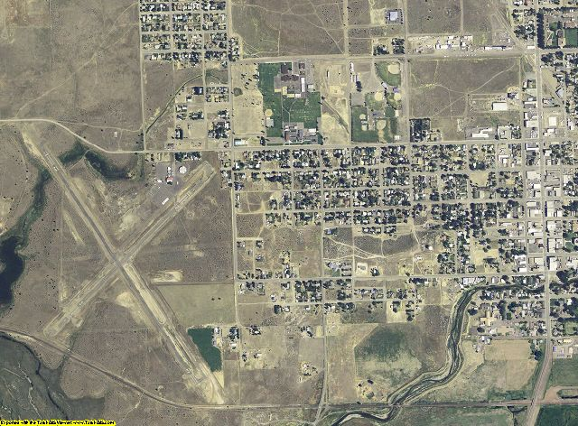 Modoc County, California aerial photography