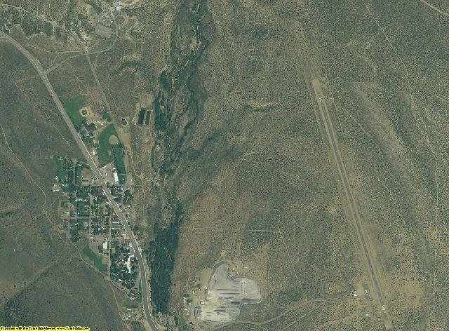 Mono County, California aerial photography
