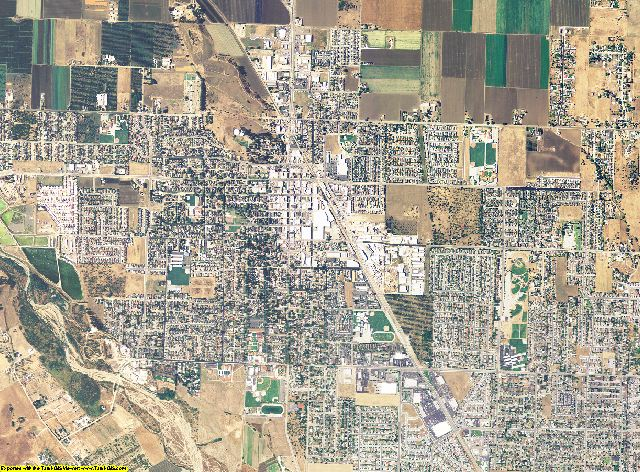 San Benito County, California aerial photography
