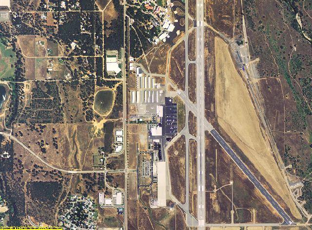 Shasta County, California aerial photography