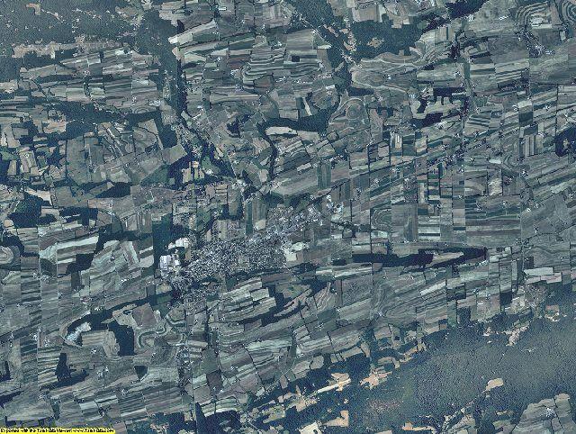 Union County, Pennsylvania aerial photography
