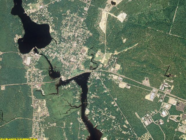 Atlantic County, New Jersey aerial photography