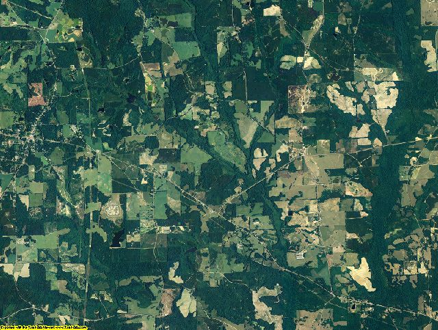 Alabama aerial photography