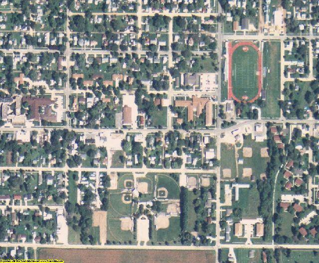 2006 Boone County Iowa Aerial Photography