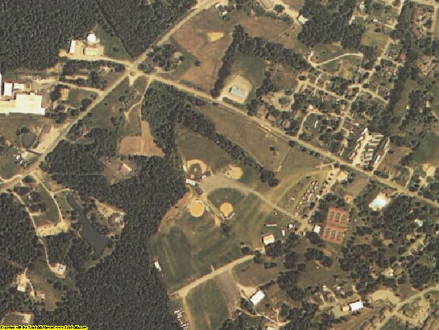 Butler County, KY aerial photography detail