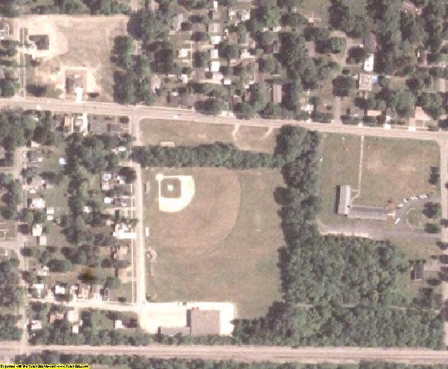 Chautauqua County, NY aerial photography detail