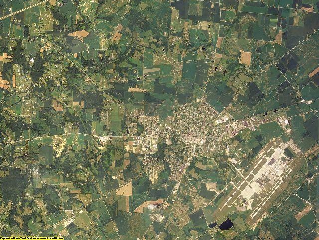 Clinton County, Ohio aerial photography