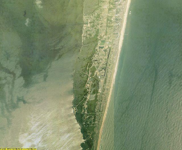 Dare County, North Carolina aerial photography