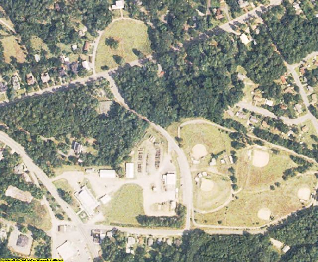2006 Edgefield County South Carolina Aerial Photography
