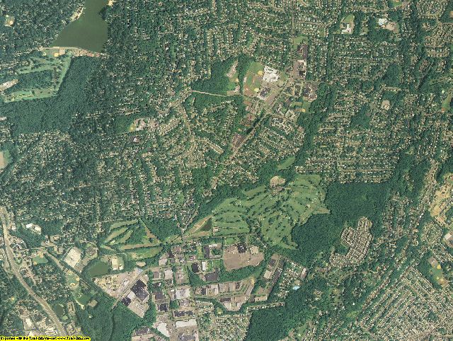 Essex County, New Jersey aerial photography