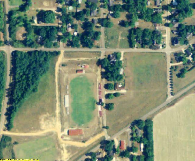 Geneva County, AL aerial photography detail