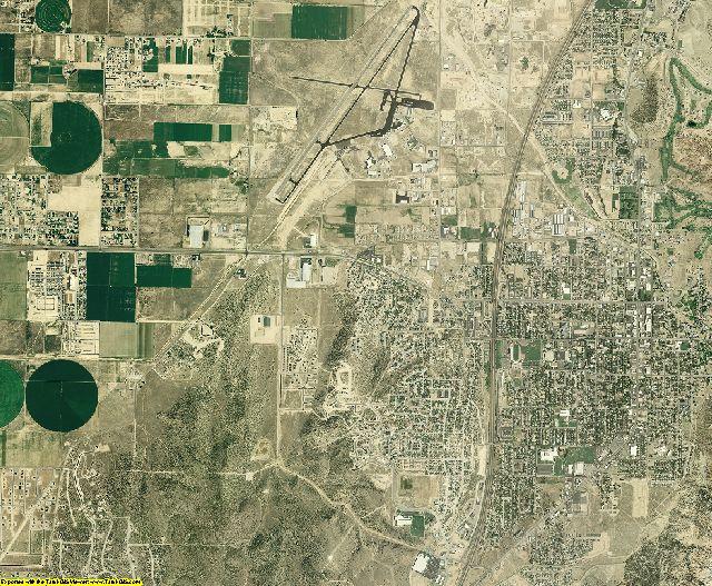 Iron County, Utah aerial photography