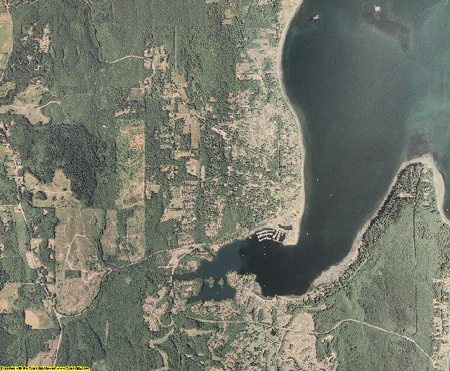 Jefferson County, Washington aerial photography