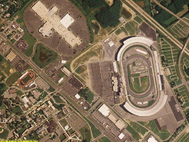 DE aerial photography detail