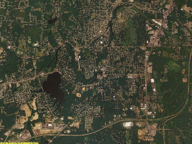Kent County, Rhode Island aerial photography