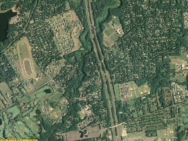 Monmouth County, New Jersey aerial photography