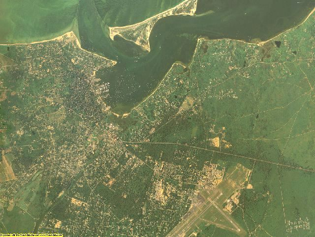 Nantucket County, Massachusetts aerial photography