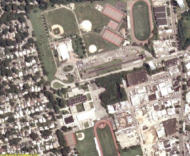Nassau County, NY aerial photography detail