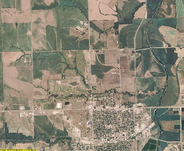 nemaha county Founded in 1858, nemaha county is bisected by its namesake, the nemaha river which flows north into nebraska formed by glacial deposits, the area is primarily.
