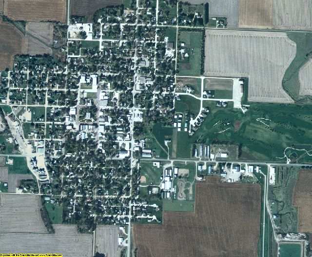 Iowa aerial photography