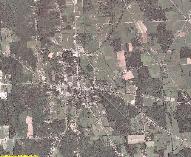 Oswego County, New York aerial photography