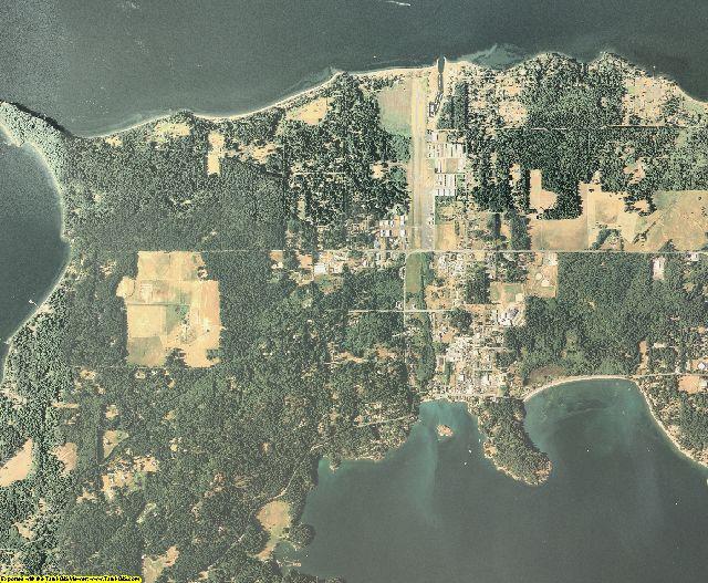 San Juan County, Washington aerial photography