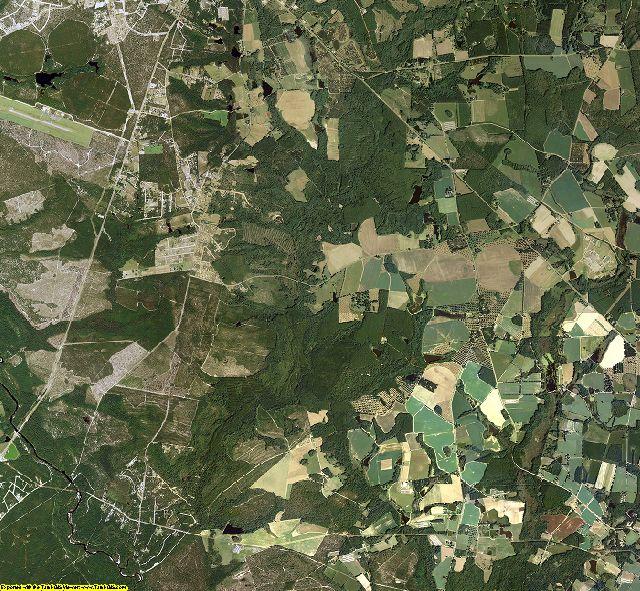 Georgia aerial photography