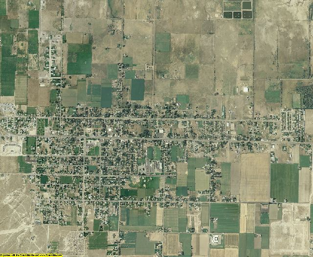 Tooele County, Utah aerial photography