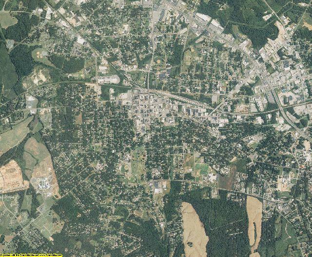 Union County, North Carolina aerial photography