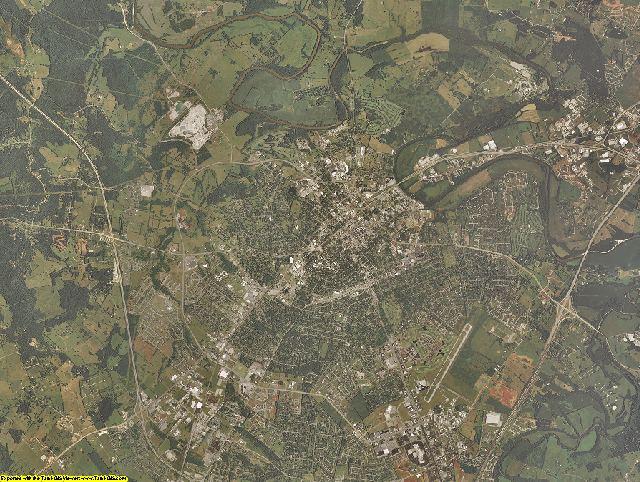 Warren County, Kentucky aerial photography