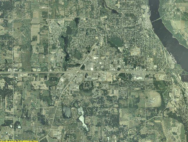 Washington County, Minnesota aerial photography