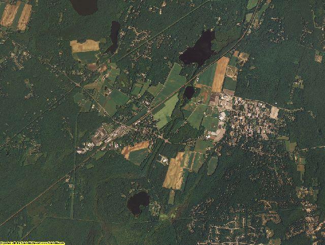 Washington County, Rhode Island aerial photography