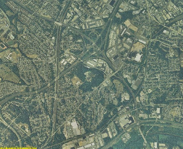 Baltimore County, Maryland aerial photography