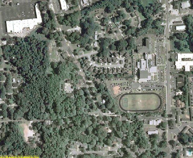 DeKalb County, GA aerial photography detail