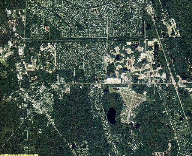Flagler County, Florida aerial photography