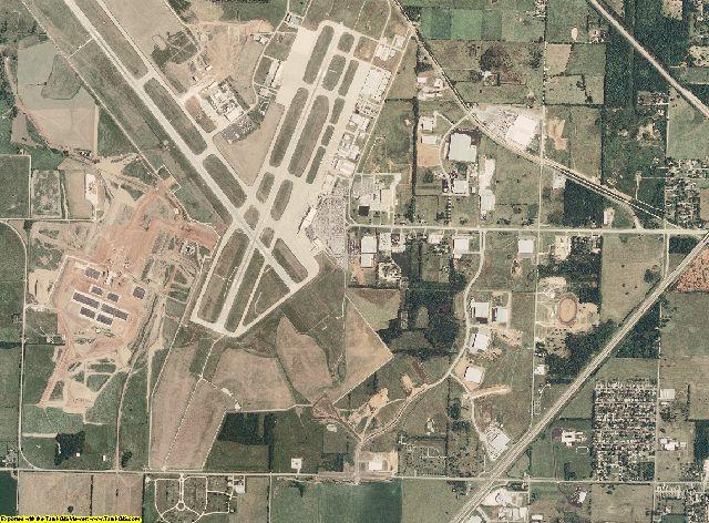Greene County, Missouri aerial photography