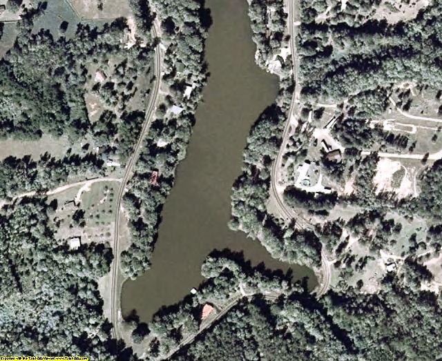 Heard County, GA aerial photography detail
